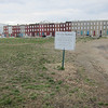 Vacant lots being redeveloped north of Johns Hopkins Hospital