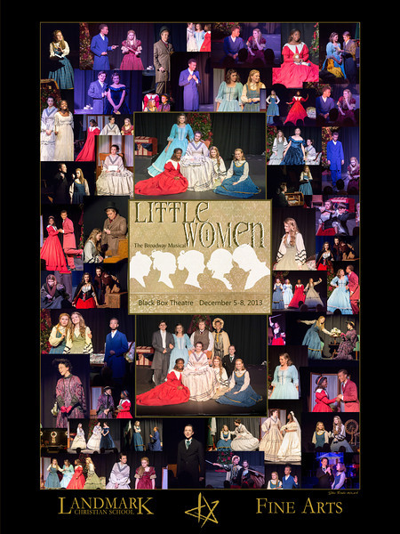 LCS LITTLE WOMEN POSTER 18X24