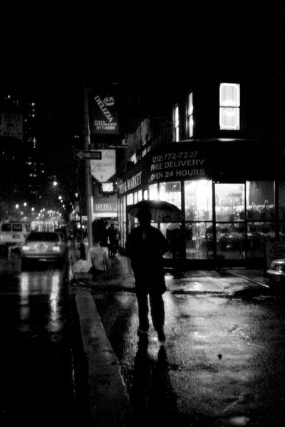 Rainy Night - Going Home