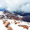 Atop Pike's Peak