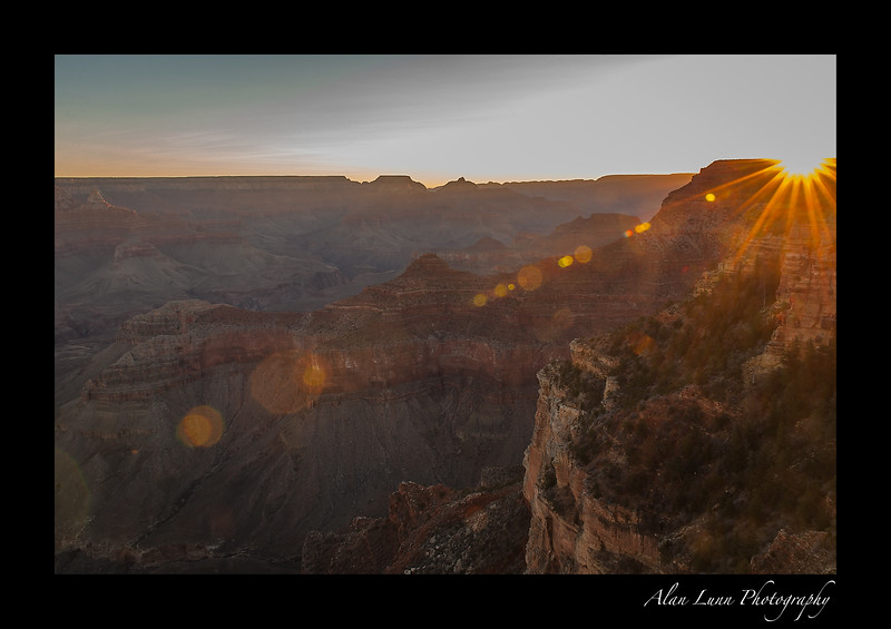 """Sunrise at Moran Point"""
