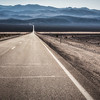 On The Road For Death Valley