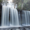 Russel Falls, Mount Fields National Park, Tasmania, Australia