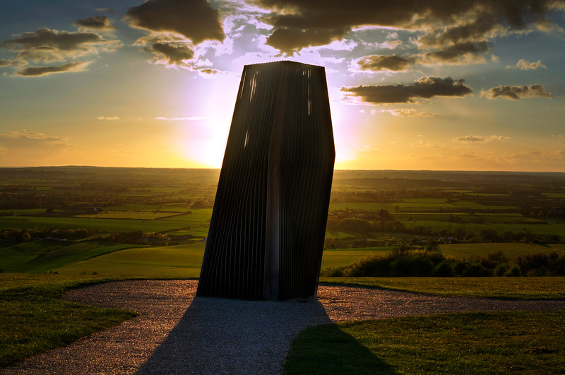 Dunstable Downs Sunset