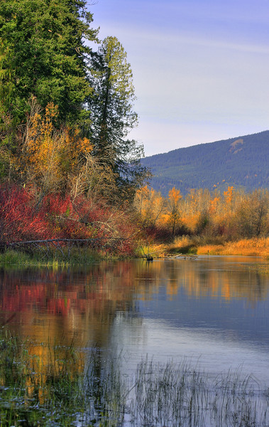 Trout Lake, WA (October, 2012)