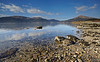 Scottish View Over Loch Long - 1 March 2013