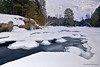 Black River in Winter, Vankoughnet, Ontario