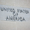 United States of America Sign
