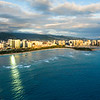 Kewalo Harbor to Diamond Head