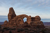 The Turret Arch -- Arches National Park, Utah