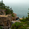 Acadia National Park at Schoodic Peninsula..