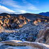 Dawn, Alabama Hills