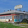 """Cafe Dining Cars"" - an abandoned restaurant along U.S. 101 just north of Buellton, CA. (2004). Follow this link for more info: http://www.oldgas.com/shoptalk/ubb/Forum4/HTML/001405-2.html"