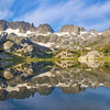 Minarets, Lake Ediza, Ansel Adams Wilderness