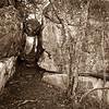 Guillotine I, Appalachian Trail in Virginia