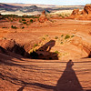 Delicate Arch and Photographer