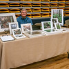 Our first exhibitor display was only a table at the Virginia Journeys 2011 Appalachian Trail Conservancy's 38th Biennial Conference in Emory, Virginia.