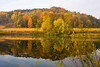 Autumn Reflections, Richland County, Wisconsin