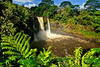 """Rainbow Falls""  Hilo,  Big Island Hawaii."