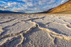 Salt Flats at Badwater - Death Valley National Park - California