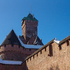 Castle of Haut-Koenigsbourg