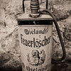 Extinguisher - Castle of Haut-Koenigsbourg