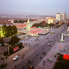 Kashgar Square at Dusk