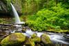 Ponytail Falls, Columbia River Gorge, Oregon