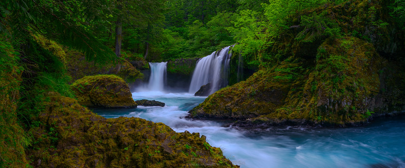 Spirit Falls, Washington