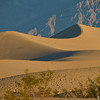 Death Valley National Park; Mesquite Sand Dunes