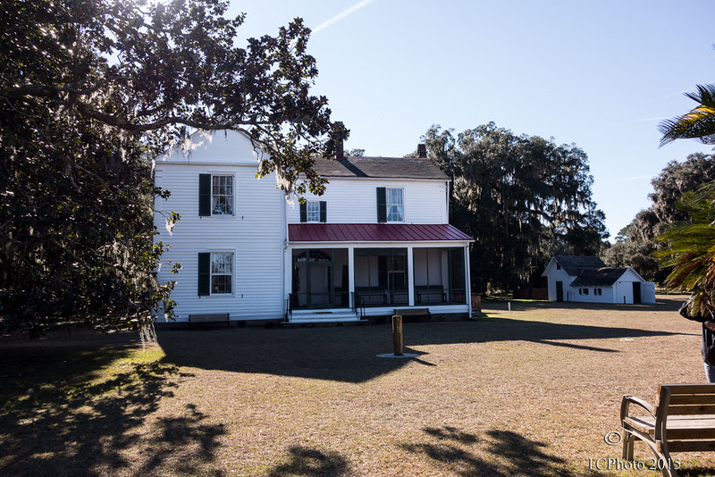 Hofwyl-Broadfield Plantation -- Georgia State Historic Site