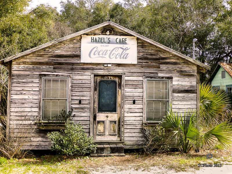 Now closed , this cafe was widely known as the place for great food on St Simons Island.