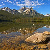 Stanley Lake Idaho. Photo by Mike Reid, All Outdoor Photography.