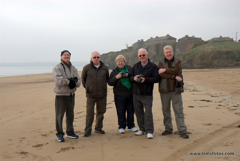 Class Photo at Duncannon
