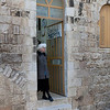 walking through Old Jerusalem