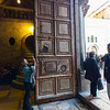 Church of the Holy Sepulchre - main entrance