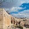 Old City and Temple Mount in Jerusalem