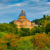 History Wrapped in Autumn - Val d'Orcia Region, Tuscany, Italy