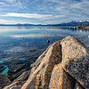 Lake Tahoe Rock Vista