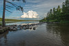Storm clouds over the Headwaters