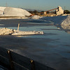 Harvest Season at South Bay Salt Works, South San Diego Bay, CA