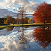 An Autumn Mirror