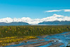 Vista of Denali National Park  Denali State Park - South Viewpoint Alaska © 2012