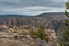 Canyon Overlook<br /> Black Canyon of the Gunnison National Park<br /> Colorado<br /> © 2014