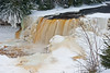 Winter is a great time to visit Tahquamenon Falls State Park,MI.