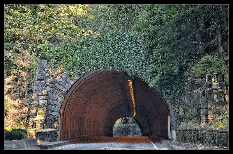 Tooth Rock Tunnel