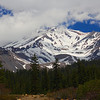 Mount Shasta from Bunny Flat Trailhead