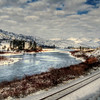 Winter on the Flathead River