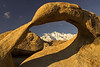 Arch Rock, Alabama Hills