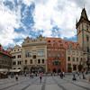 Pano Prague Old town square